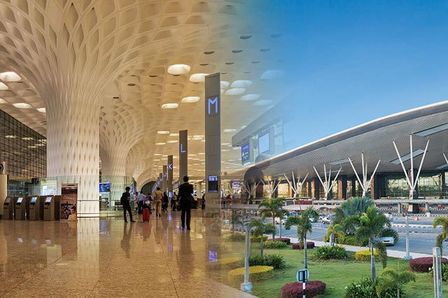 Top 15 Famous Airports in India