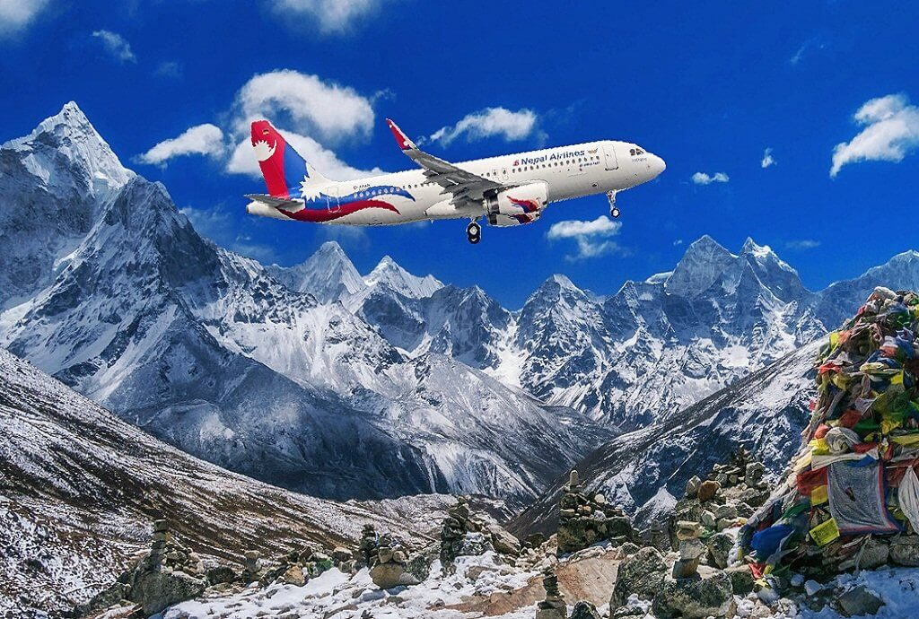 Experience on the Mountain Flight in Nepal