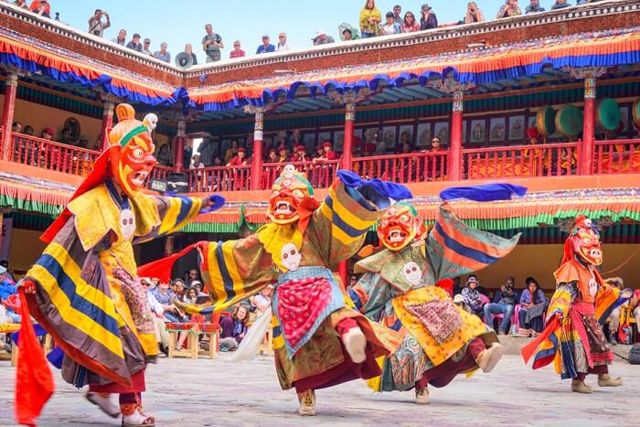 Experience Hemis Festival in Ladakh 2020